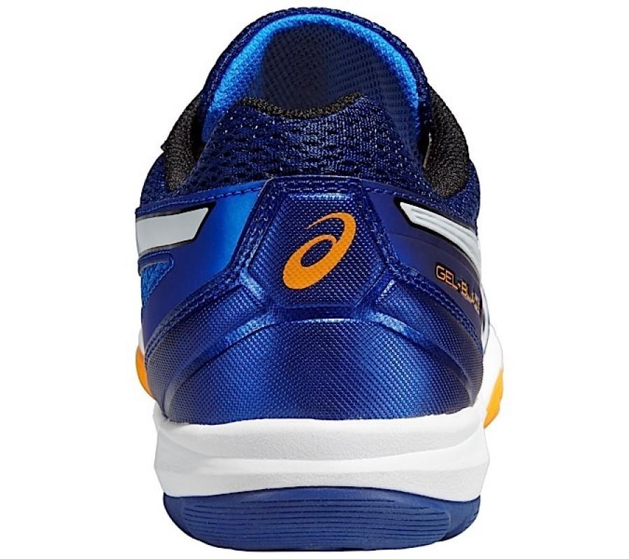 Мужская волейбольная обувь Asics Gel-Blade 5 (R506Y 3901) синие фото