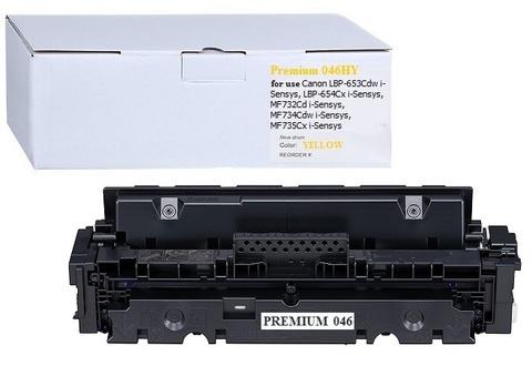Тонер-картридж Premium 046 HY (1251C002)