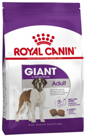 Корм для собак Royal Canin Giant Adult 15 кг