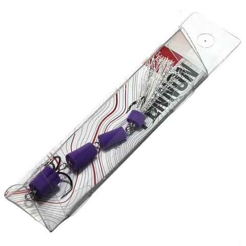 Приманка джиг. PENNON 25, цвет фиолетовый, арт. FB3003547