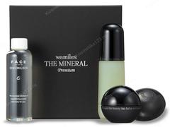 Набор на основе линии The Mineral Premium в жесткой упаковке (Wamiles | Наборы | The Mineral Collection)