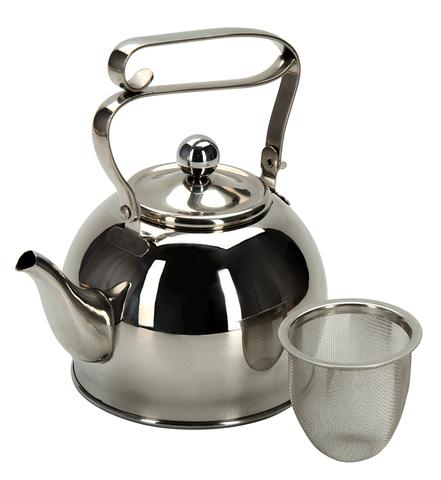 Чайник заварочный 0,8л с ситечком 94-1509