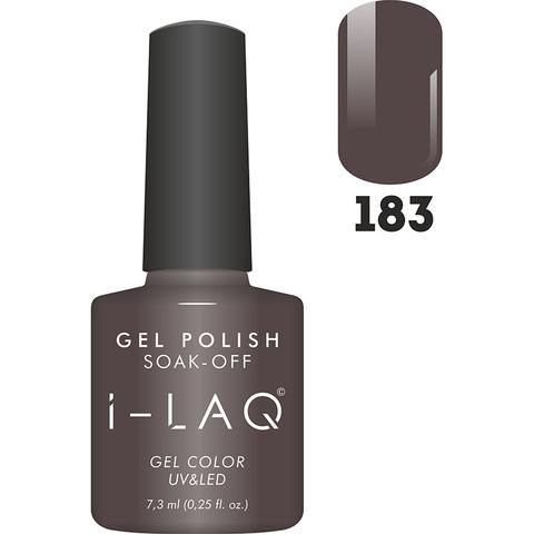 Гель лак для ногтей I-laq  183, 7,3 мл.