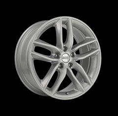 Диск колесный BBS SX 8x18 5x120 ET45 CB82.0 brilliant silver