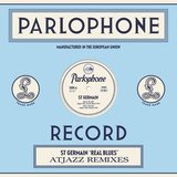 St Germain / St Germain Real Blues - Atjazz Remixes (Single)(12' Vinyl)
