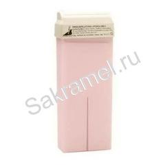 Воск Dolche Vita Розовый с диоксидом титана картридж 100 г