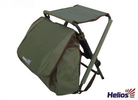 Стул складной с рюкзаком (HS-97-718) Helios