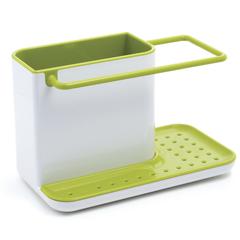 Органайзер для раковины Caddy™ белый/зеленый