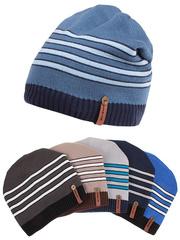 F27-12 шапка детская, цветная (флис)
