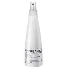 Реконструирующий спрей для блеска с термозащитой, My.Organics