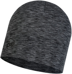 Шерстяная шапка Buff Hat Wool Midweight Graphite Multi Stripes