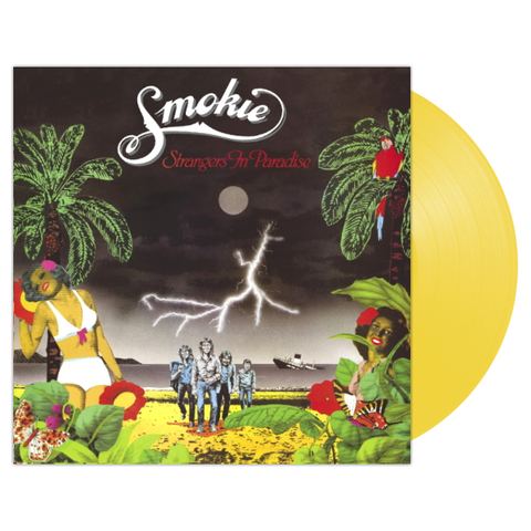 Smokie / Strangers In Paradise (Exclusive In Russia)(Coloured Vinyl)(LP)
