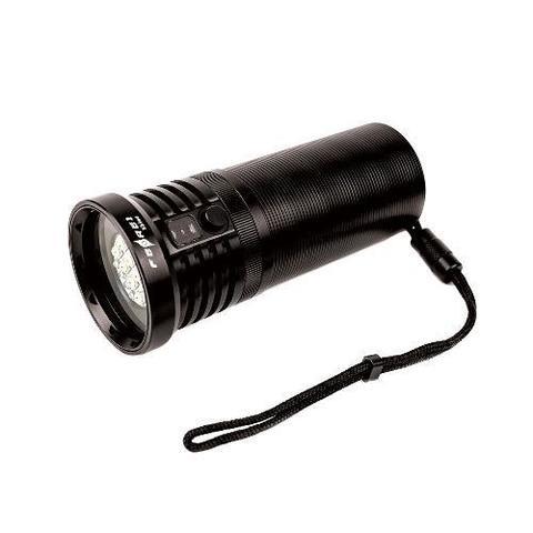 Подводный фонарь Ferei Shine W167 8 x CREE XM-L2 холодный - набор