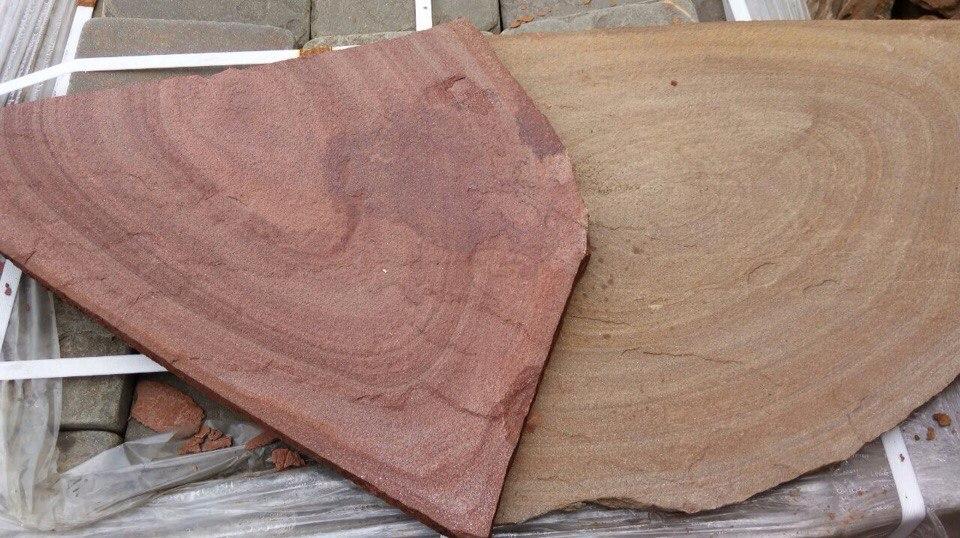 песчаник крансый дуб образец