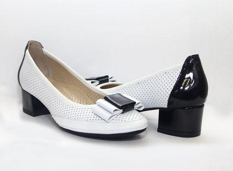 Туфли с анатомической стелькой