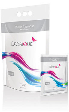 Отбеливающая маска / D`arique Whitening mask