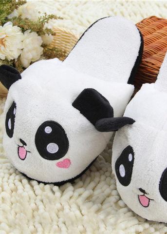 Тапочки Веселые Панды