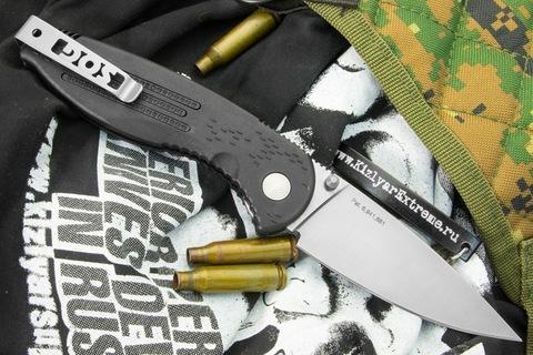 Складной нож  Aegis AE01-CP полуавтомат