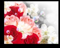 """Постер """"Кристальные розы"""""""