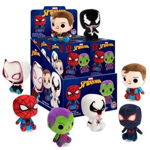 Фигурка плюшевая Funko Blind Box Plush: Marvel: Spider-Man