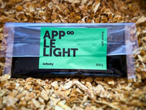 Табак Infinity Apple Light 100 г