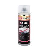 Clear Coat Gloss Acrylic Spray 2K Лак двухкомпонентный бесцветный глянец аэрозоль, 200 мл Troton
