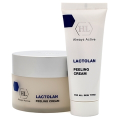 Holy Land Lactolan Peeling Cream - Пилинг-крем