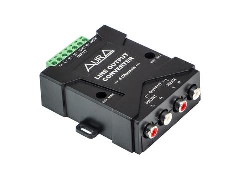 Преобразователь высокого уровня AurA RHL-0604