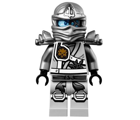 LEGO Ninjago: Титановый дракон 70748 — Titanium Dragon — Лего Ниндзяго