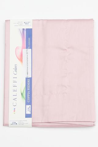 Простыня на резинке 90x200 Сaleffi Tinta Unito бязь нежно-розовая