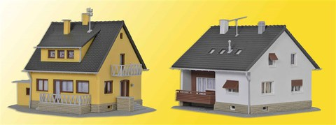 Kibri 37041 Два жилых дома, N