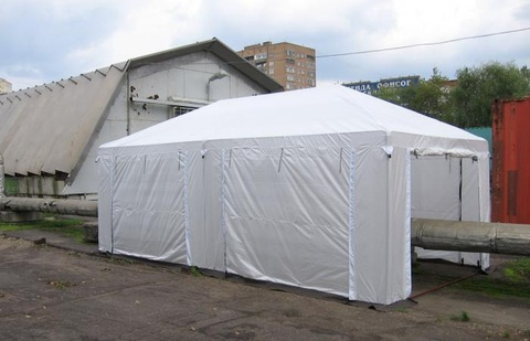 Палатка сварщика 3х6 м ТАФ