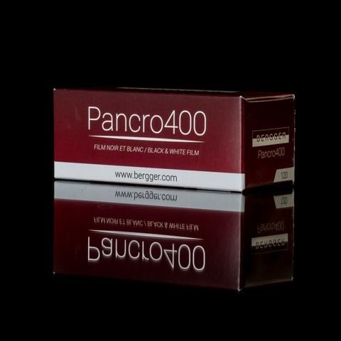 Фотопленка Bergger Pancro400 120