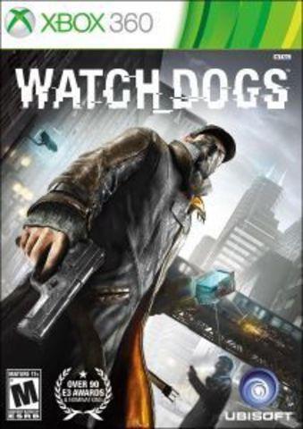Microsoft Xbox 360 Watch Dogs (русская версия)