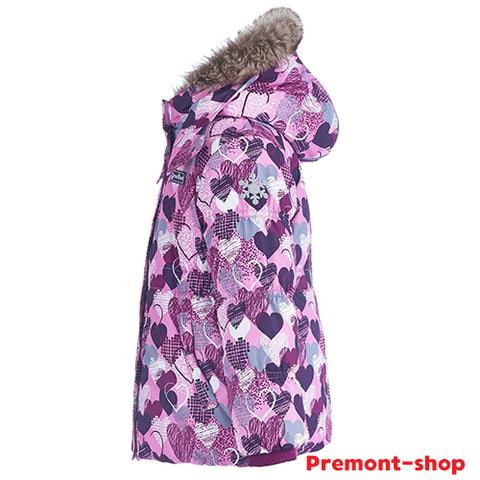 Комплект для девочек Premont Зимняя клюква WP81210 PINK