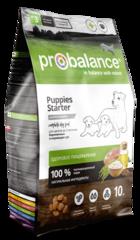 Корм ProBalance Starter для щенков менее 3-х месяцев и кормящих сук