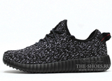 Кроссовки Мужские Adidas Originals Yeezy 350 Boost Black