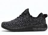 Кроссовки Мужские Adidas Originals Yeezy 350 Boost Black