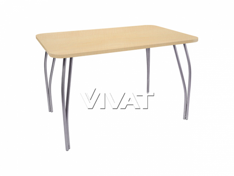 Стол обеденный прямоугольный LС (OC-11) Медовое дерево
