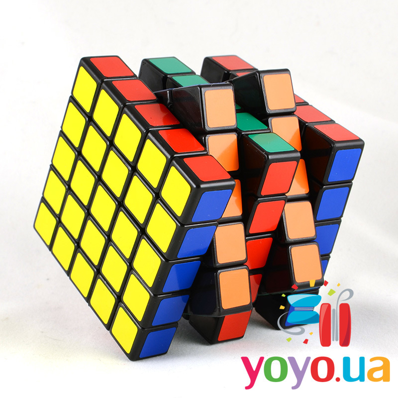 5х5х5 Скоростной куб ShengShou v2