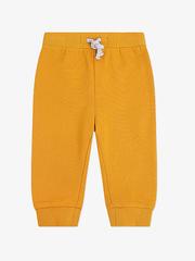 BAC004640 Брюки детские, желтые