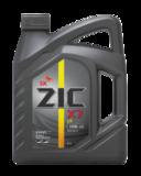 ZIC X7 LS 10W-40 - Синтетическое моторное масло (4л)
