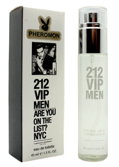 Парфюм с феромонами Carolina Herrera 212 Vip Men 45ml (м)