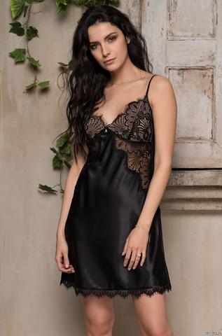 Сорочка женская Mia-Amore AFRODITA АФРОДИТА 2160 черный