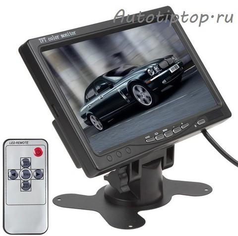 Монитор для камеры 7