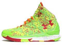 Кроссовки Мужские Under Armour Curry One Green