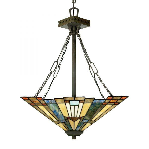 Подвесной светильник Quoizel Inglenook (QZ/INGLENOOK/P/B)