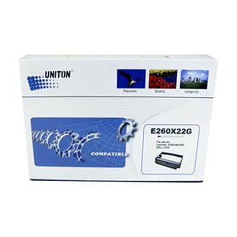 Совместимый картридж E260, E360, E460 Photo Conductor (E260X22G), 30 000 к.