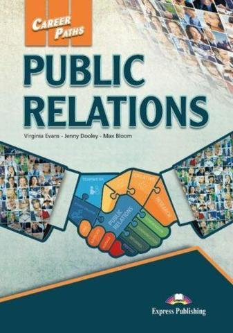 Career Paths - Public Relations Student's Book with DigiBooks Application (Includes Audio & Video)