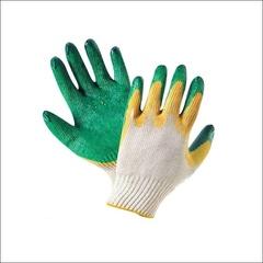 Перчатки ХБ с двойным обливом 13 класс